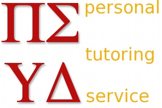 PUSD Personal Tutoring Service